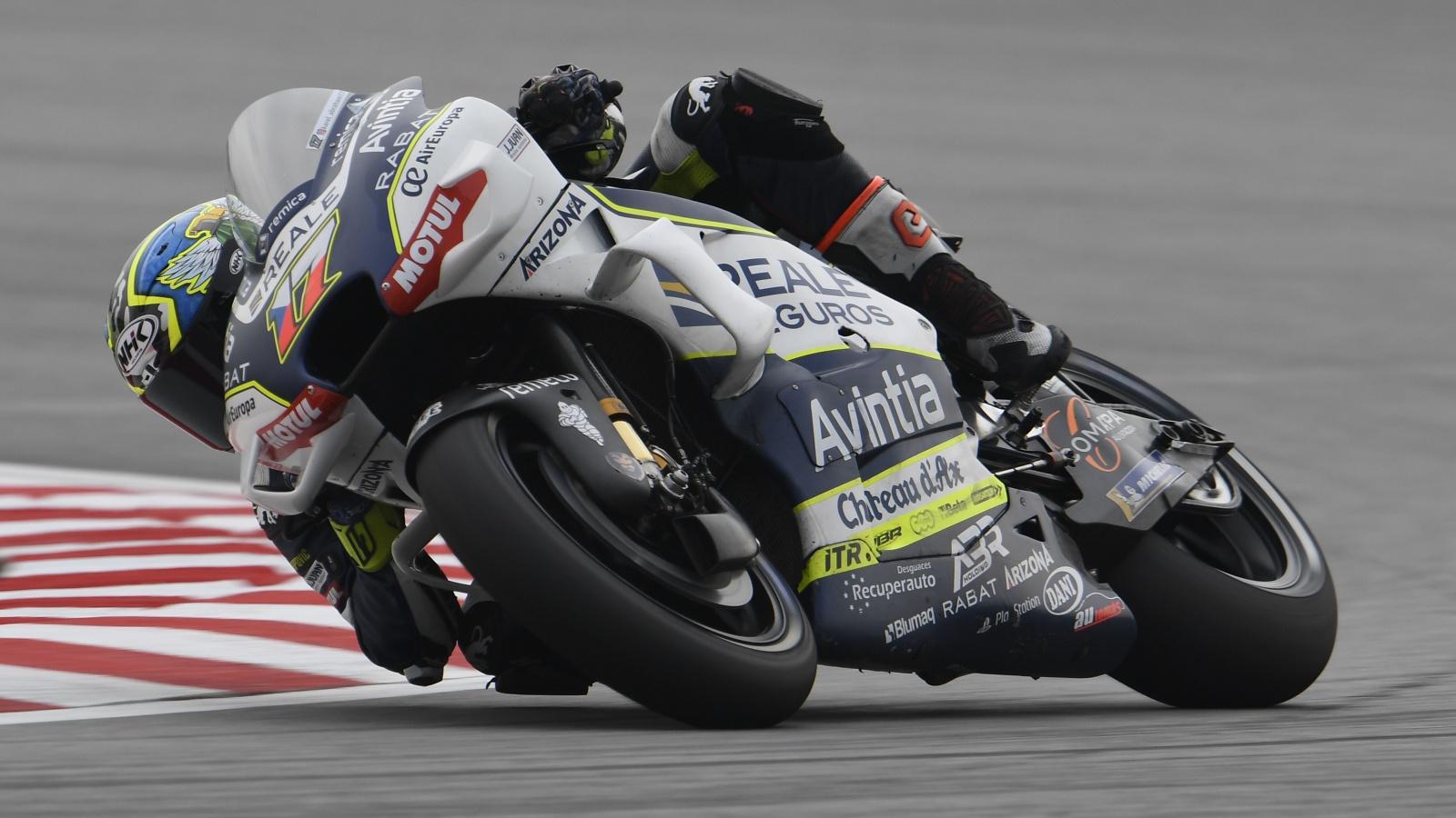 Karel Abraham se queda sin sitio en MotoGP y piensa en la retirada