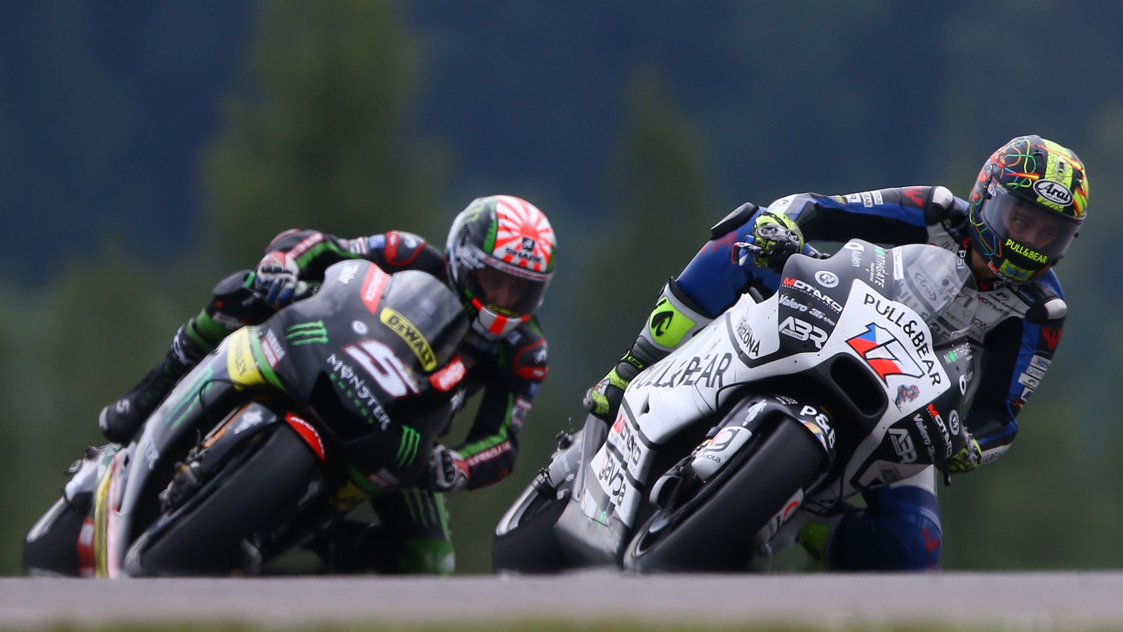 Karel Abraham y la relación calidad/precio en MotoGP