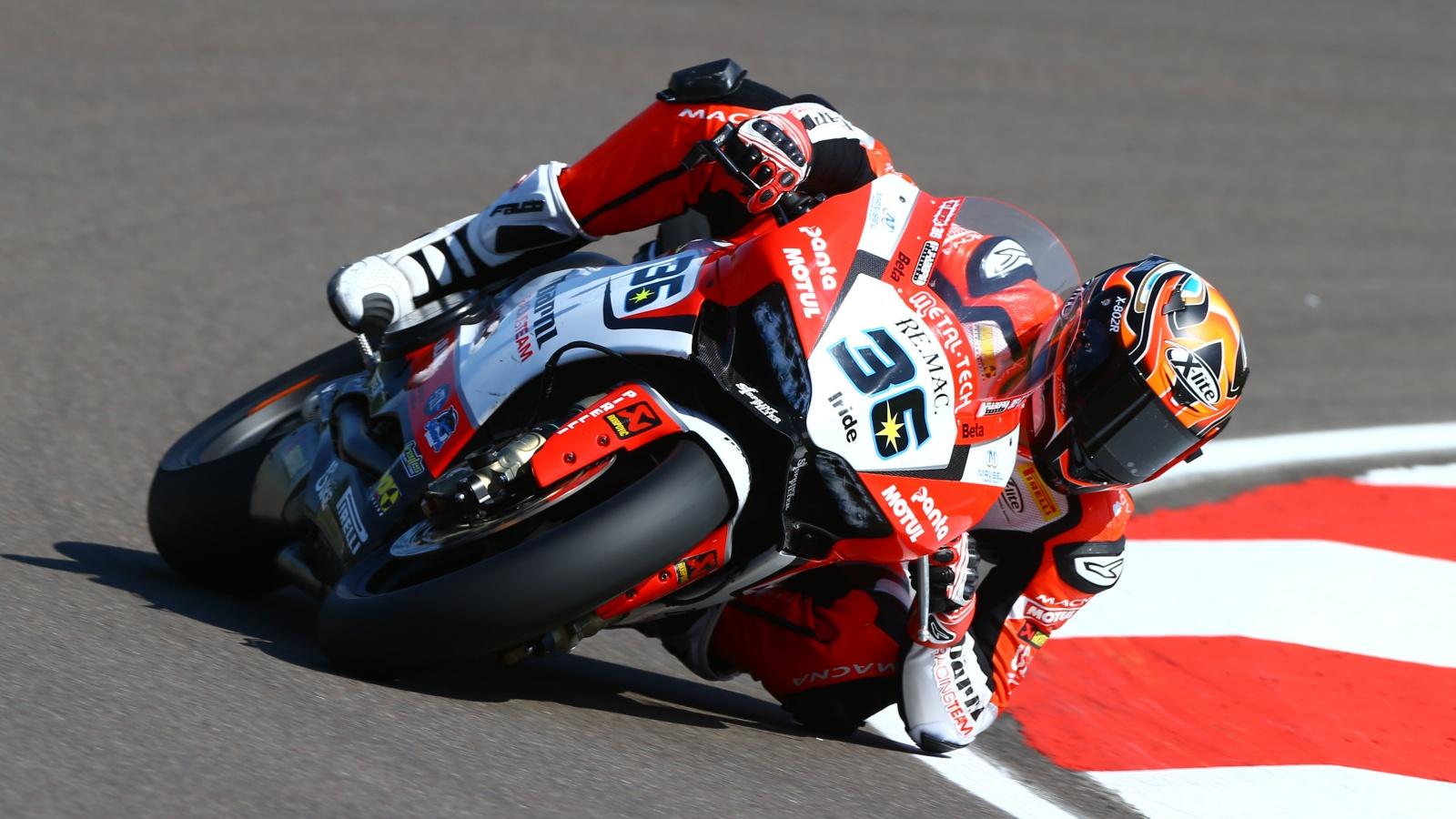 Leandro 'Tati' Mercado llevará una Ducati Panigale V4R en Superbike 2020