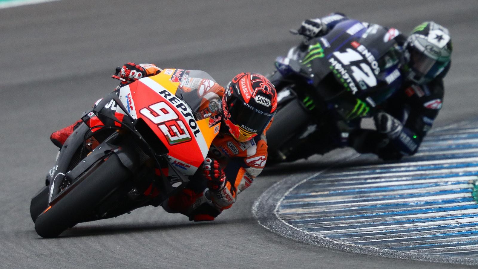 MotoGP 2020: Yamaha desafía a Marc Márquez, Suzuki está y a Ducati se le espera