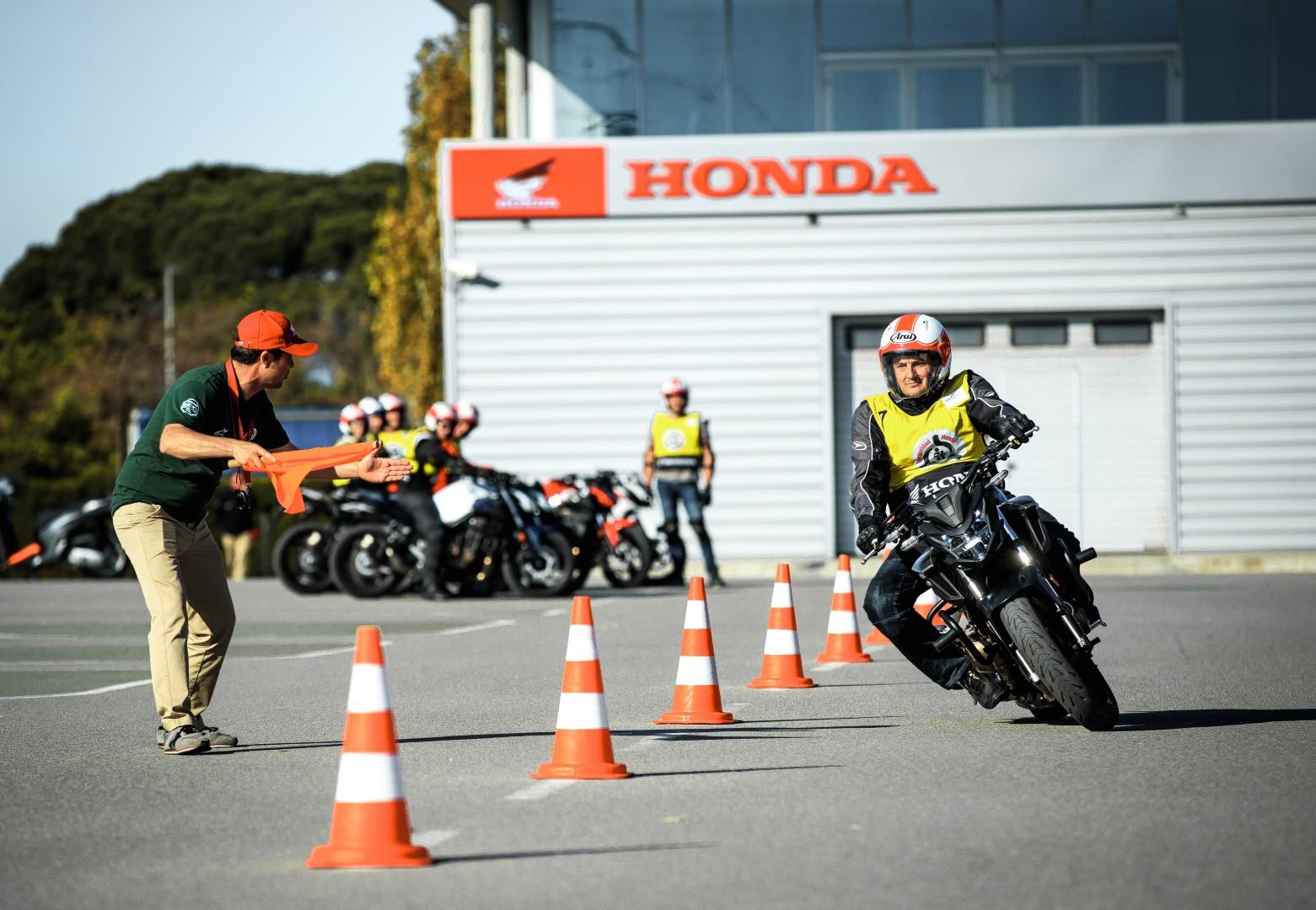 10º Aniversario del HIS: 25.000 motoristas ya se han beneficiado de los cursos de conducción segura