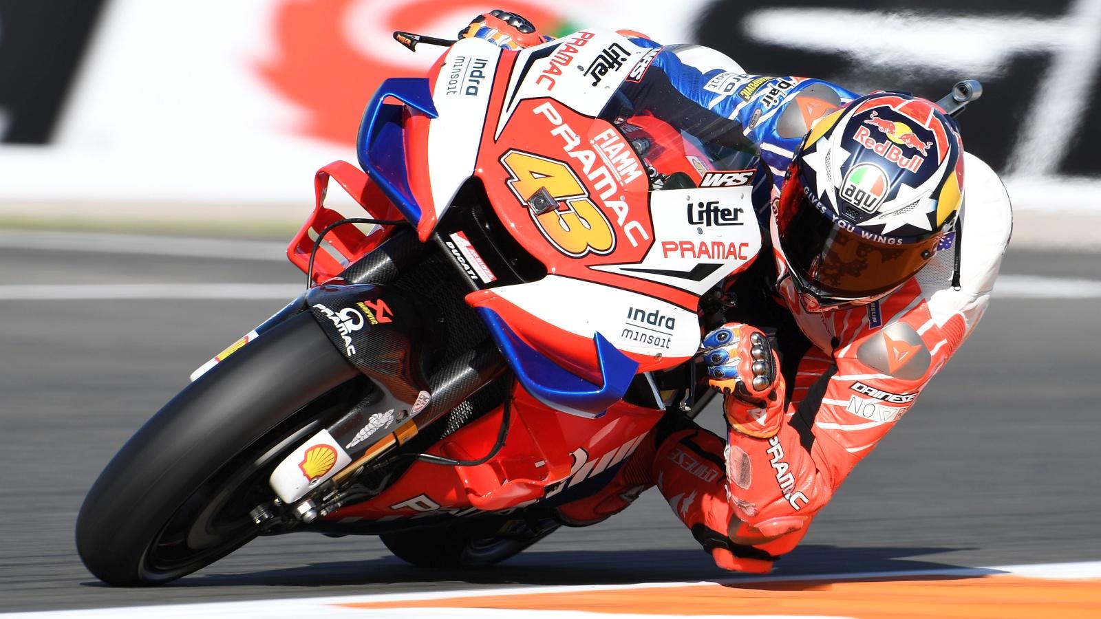Jack Miller, el hilo rojo de Ducati en MotoGP