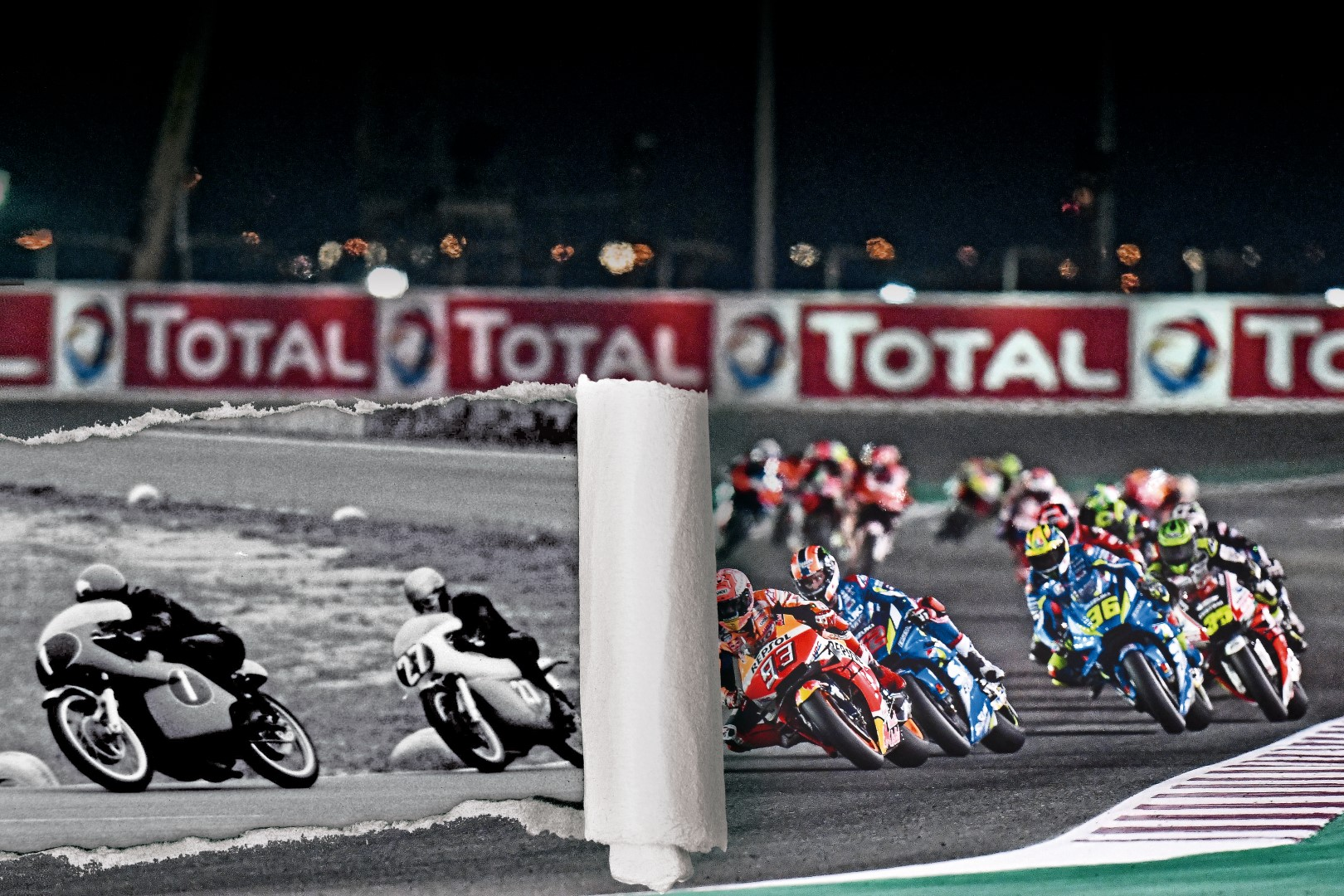 Los circuitos de MotoGP: El nuevo mundo