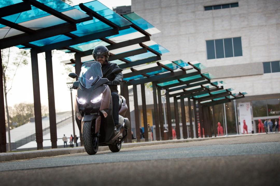 Las matriculaciones de motos incrementaron un 27,3% en noviembre