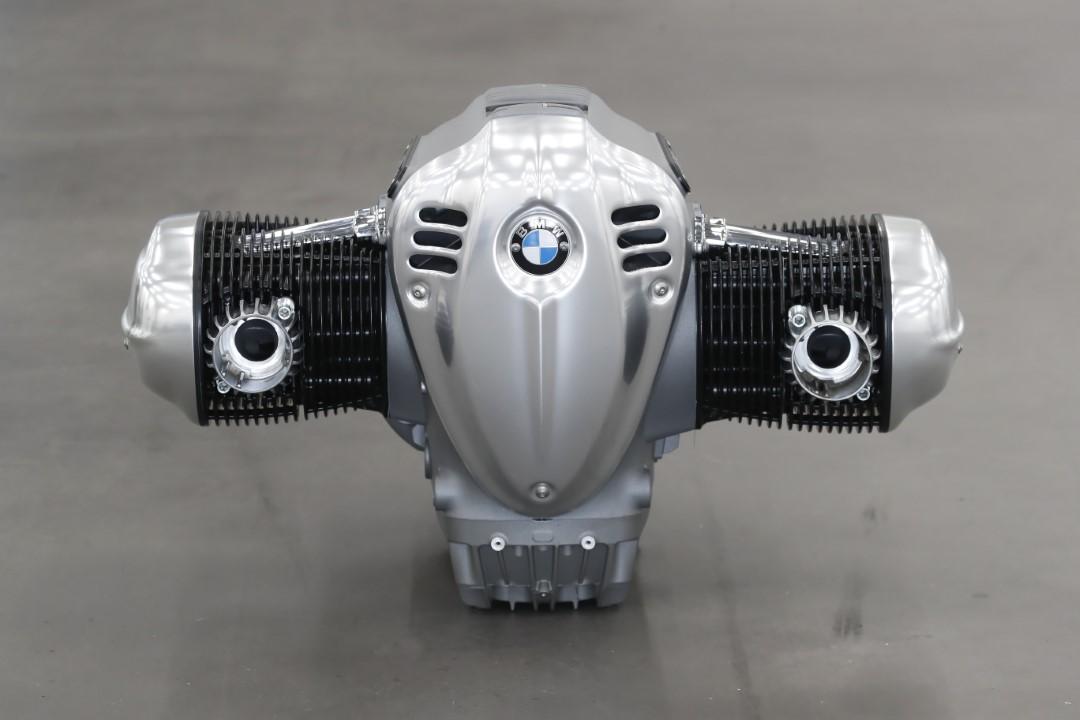 """Nuevo motor """"Big boxer"""" de BMW Motorrad de 1.802 cc."""