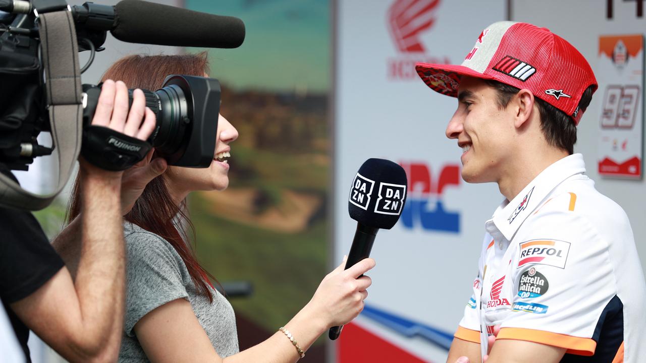 Radiografía del año I de MotoGP en DAZN