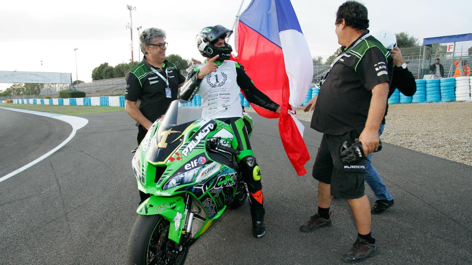 Maxi Scheib da el salto al Mundial de Superbike en 2020 con una Kawasaki tras ganar el ESBK