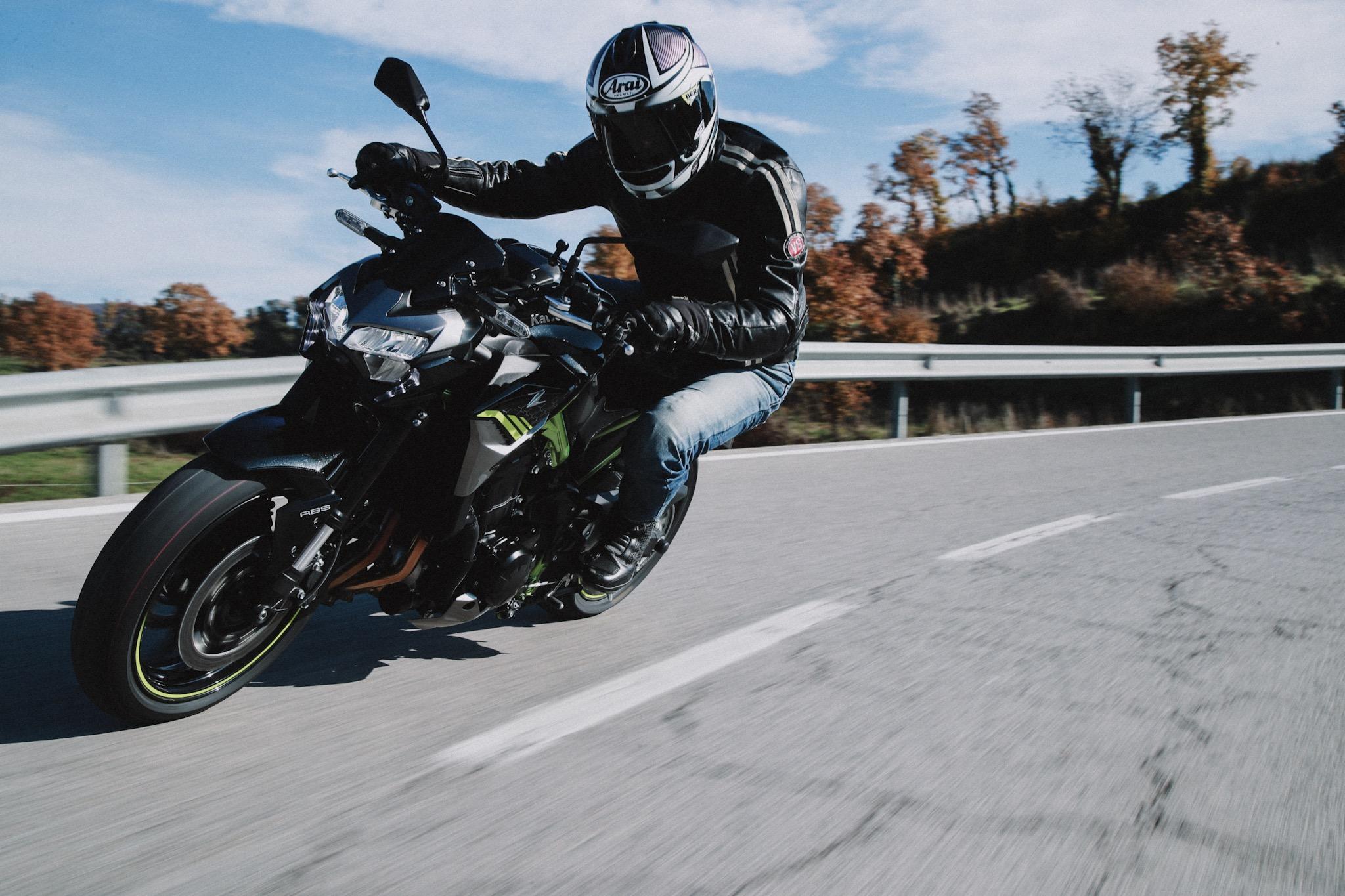 Kawasaki Z900 2020, prueba de la nueva generación de la exitosa máquina de Akashi