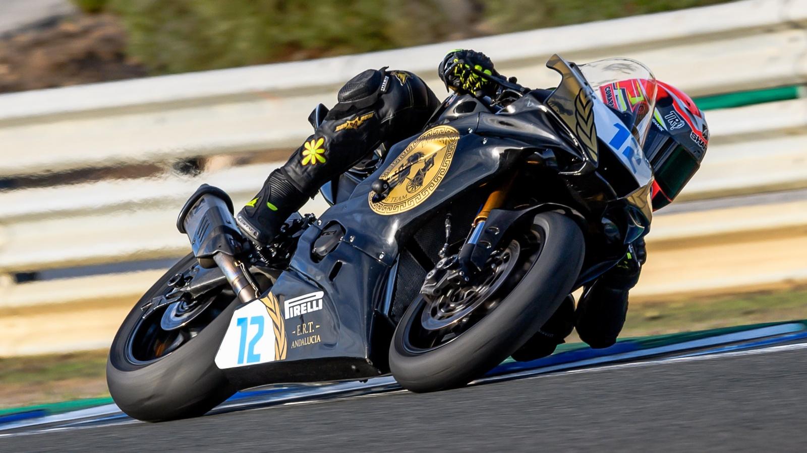 Álex Ruiz correrá en el Mundial de Supersport 2020 con una Yamaha
