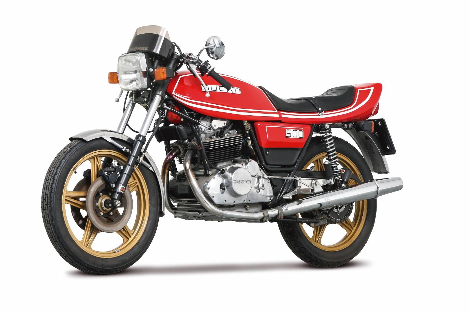 Classic Club: Ducati 500 Desmo