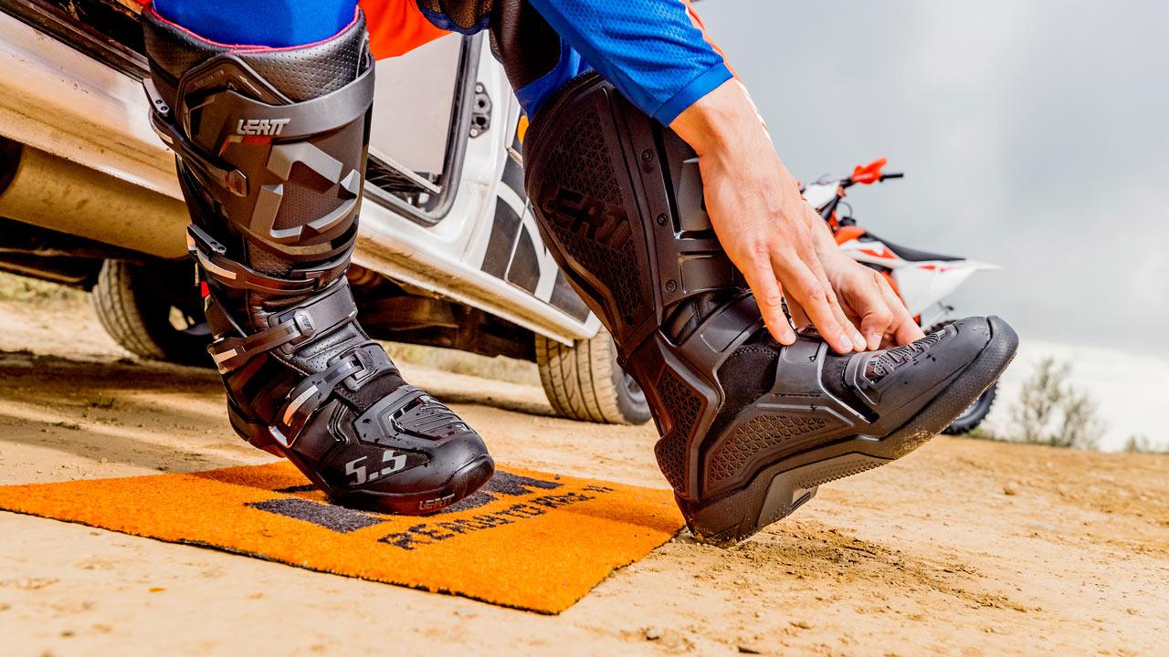 Nuevas botas Leatt GPX 5.5 FlexLock
