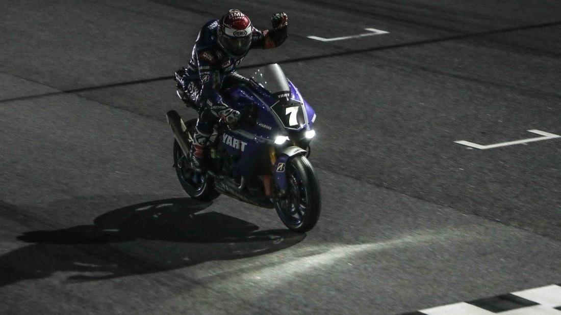 El YART Yamaha gana unas 3+2 horas de Sepang 2019 pasadas por agua