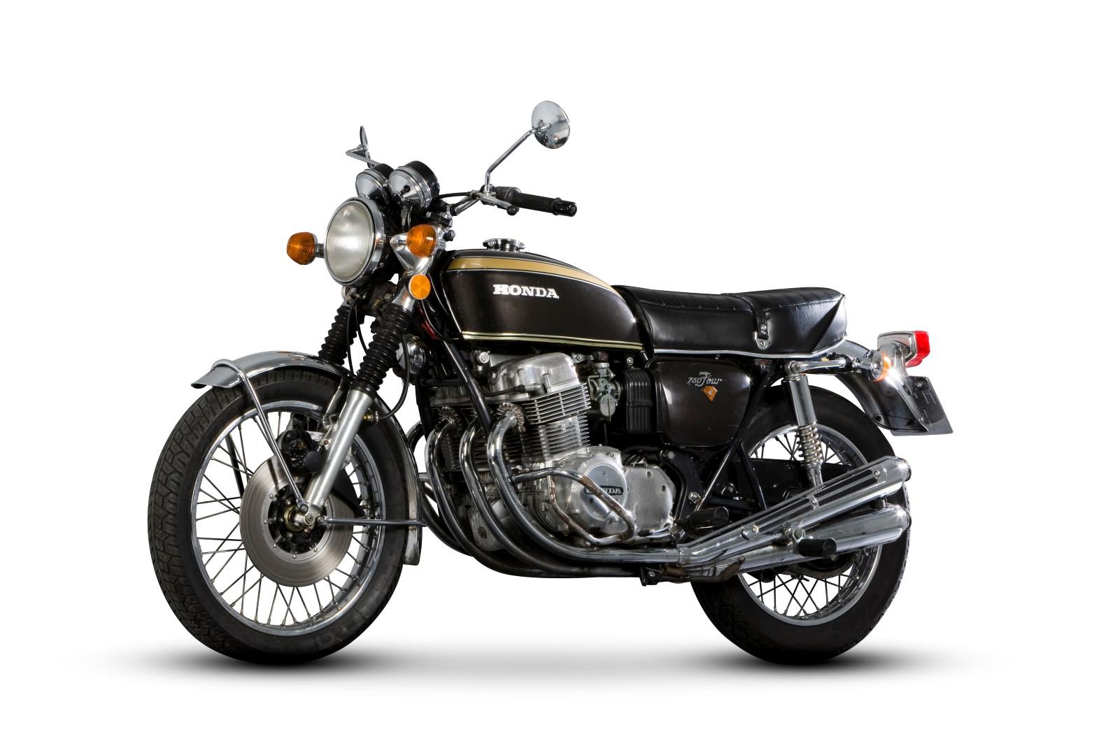 50 años de la Honda CB 750 FOUR