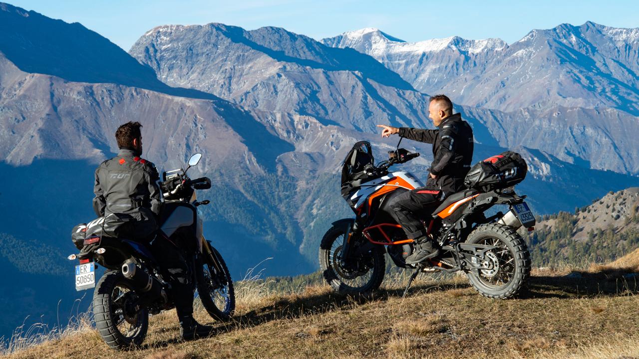 Vive tu aventura con un buen equipamiento, aunque sea invierno