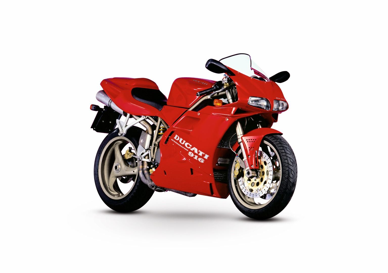 Classic Club: Ducati 916
