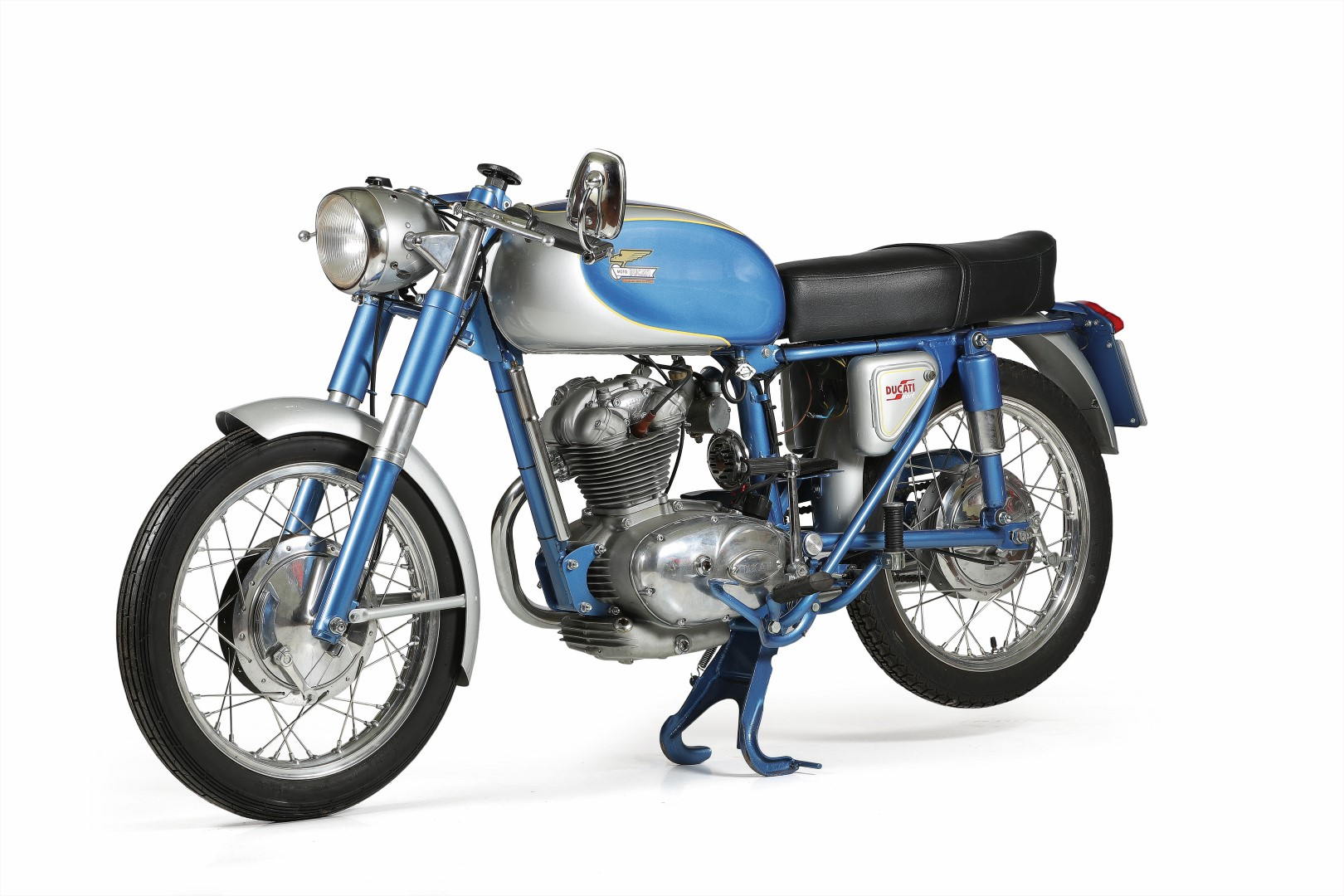Classic Club: Ducati 125 Sport