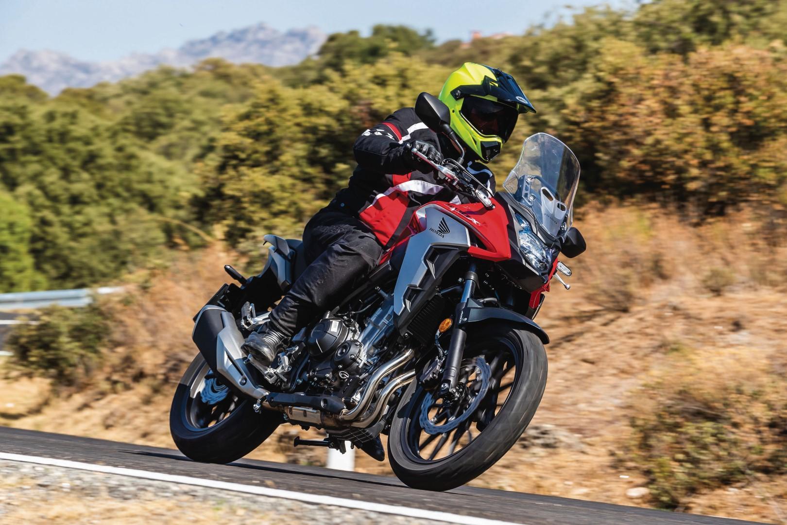 Un mes con la Honda CB500X