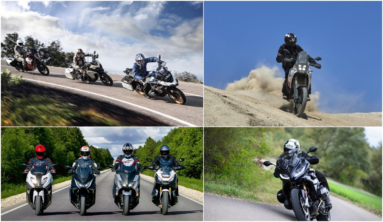 Top 10 pruebas y comparativas de motos más leídas de 2019 en Motociclismo