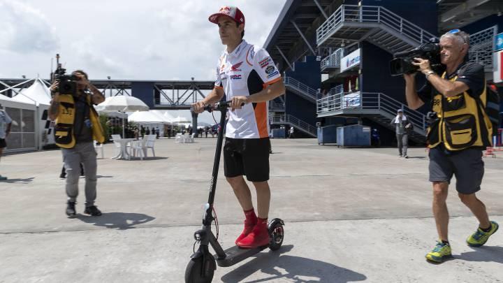 El patinete eléctrico, la opción 'inocente' más votada como nueva categoría para MotoGP