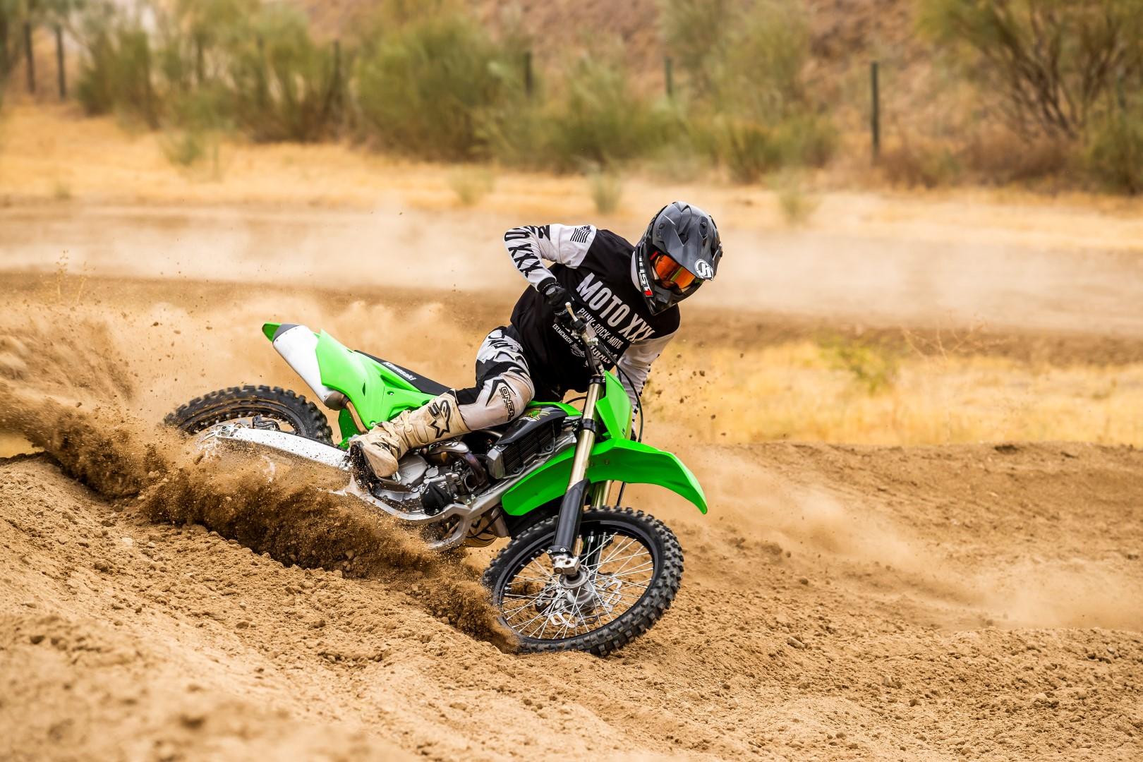 Kawasaki KX 250 2020, prueba y fotos