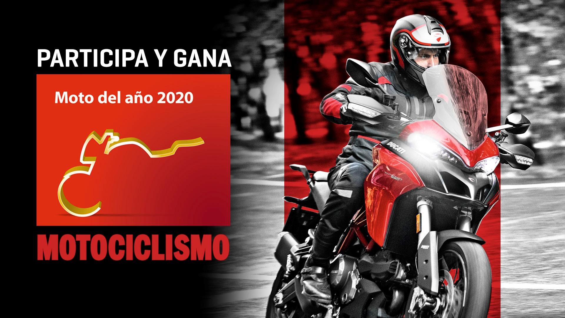¡Últimos días para participar en La Moto del Año 2020!