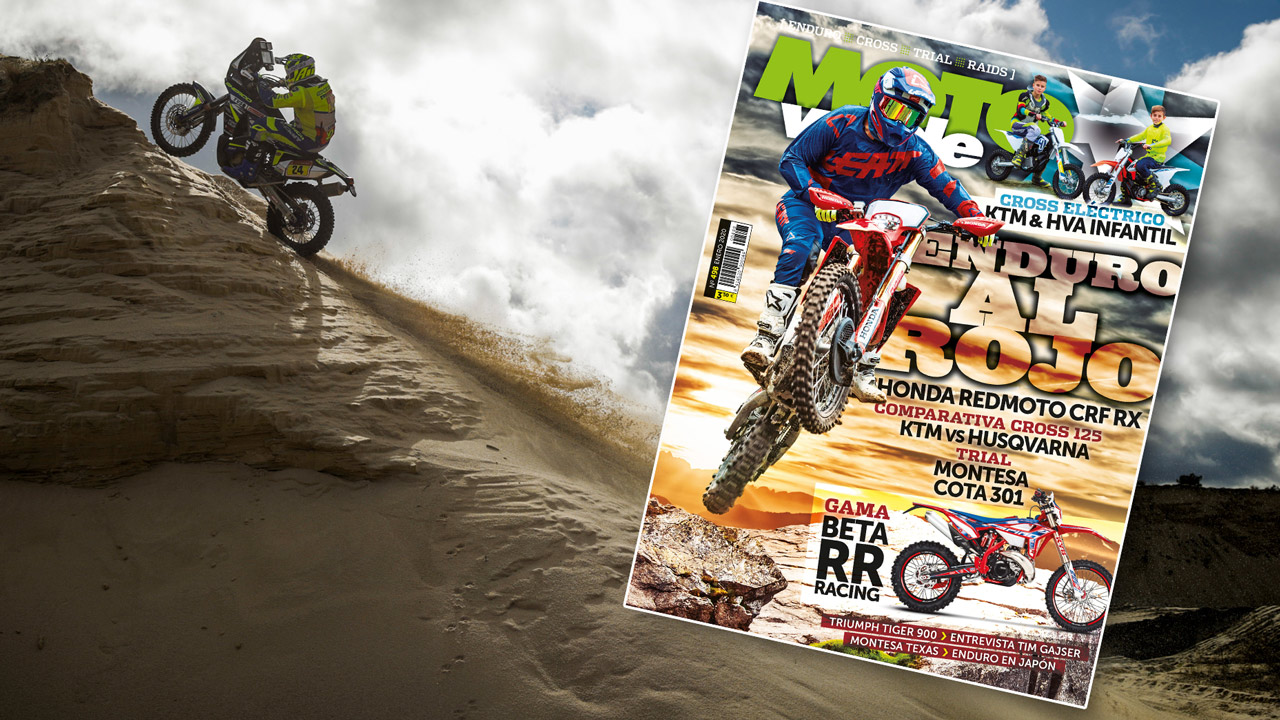 MOTO VERDE 498, contenidos y sumario de la revista