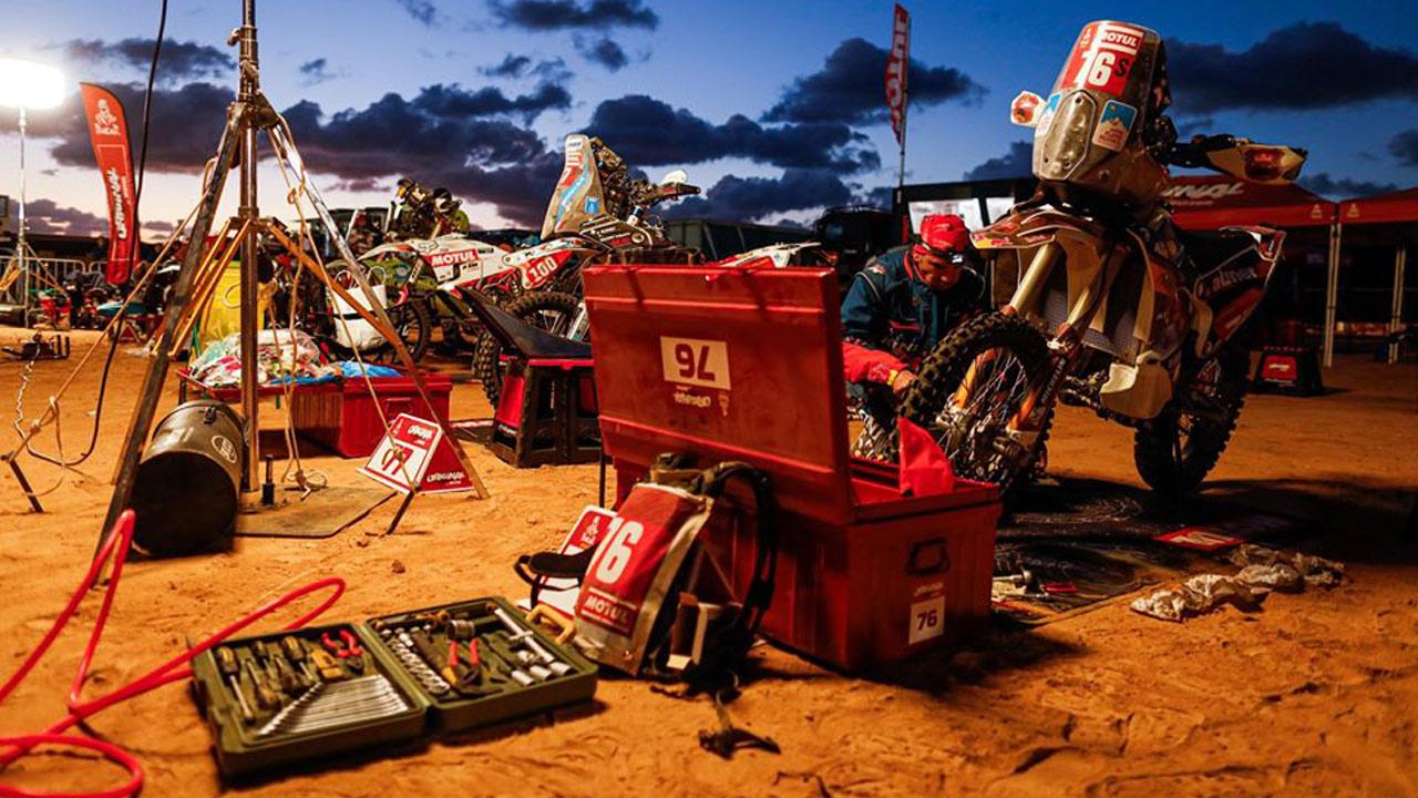Original by Motul, la categoría más auténtica del Dakar