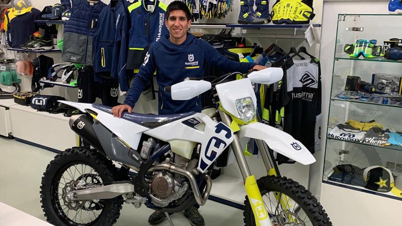 Husqvarna en los Nacionales de Enduro y Motocross