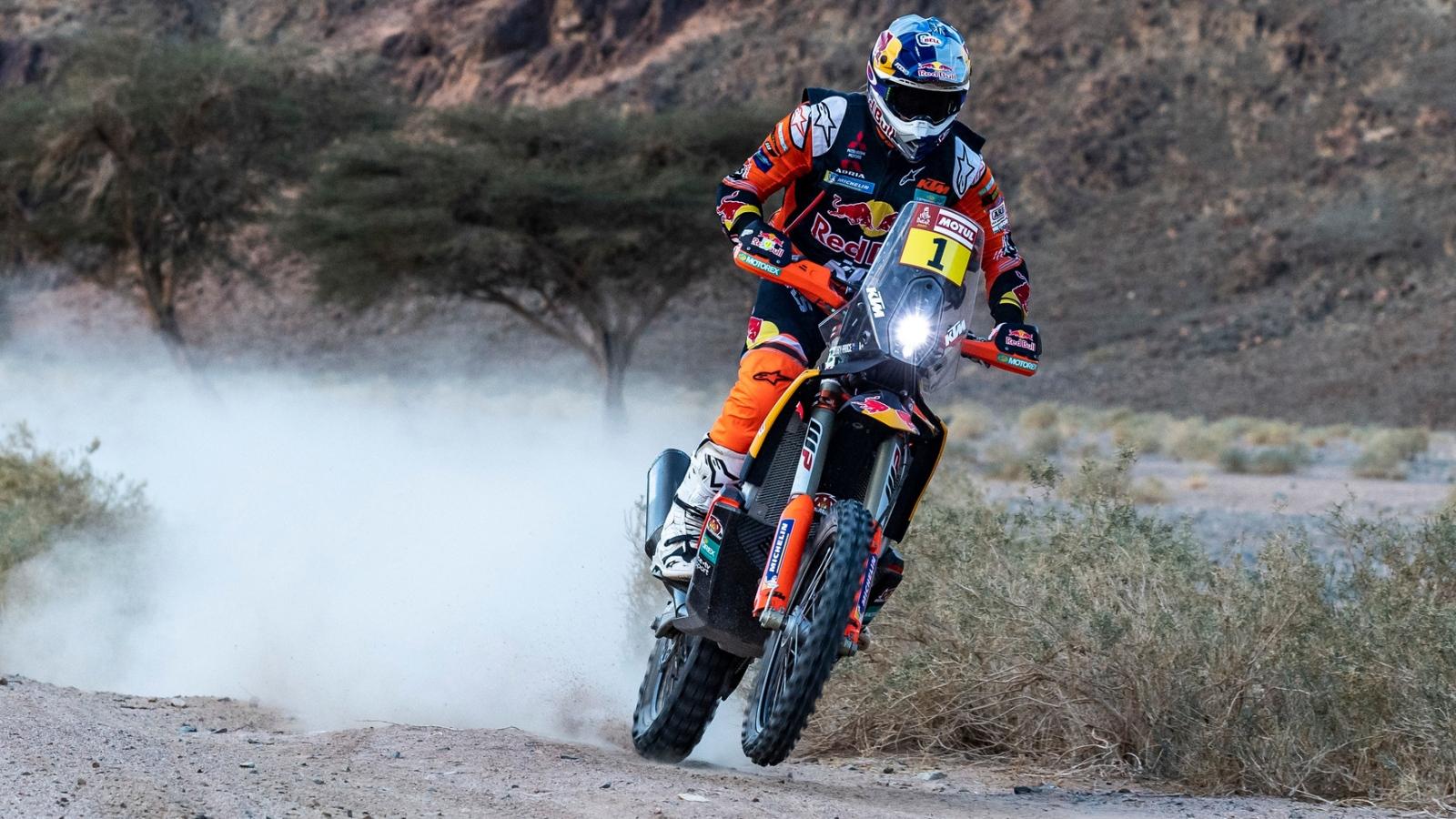 Dakar 2020: Toby Price gana, Ricky Brabec es más líder y Sam Sunderland abandona