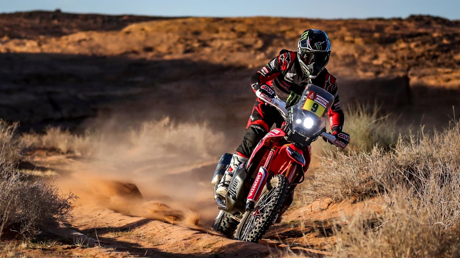Dakar 2020: Ricky Brabec gana a Joan Barreda y es más líder, Kevin Benavides pierde toda opción
