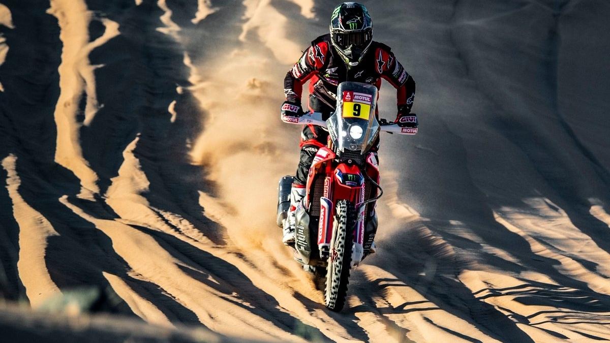 Dakar 2020: Honda sueña con alcanzar la gloria tras una semana de eliminación