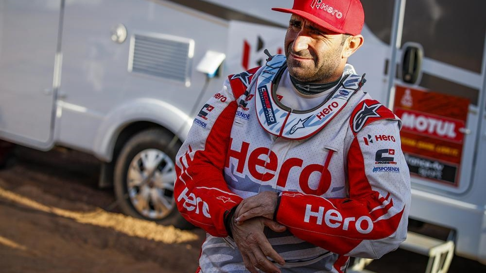 Anulada la octava etapa del Dakar 2020 en señal de respeto a Paulo Gonçalves
