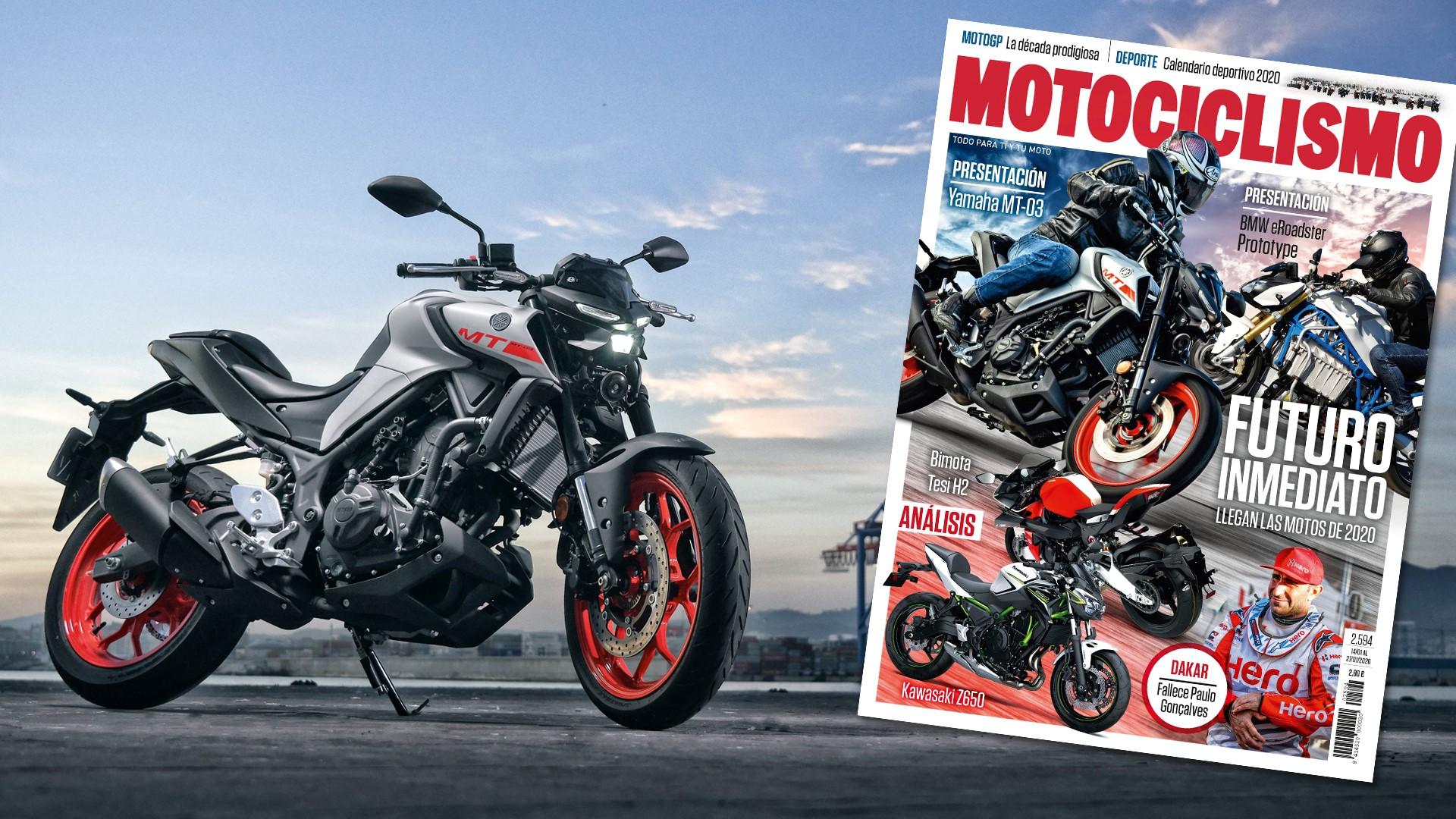 MOTOCICLISMO 2.594, contenidos y sumario de la revista
