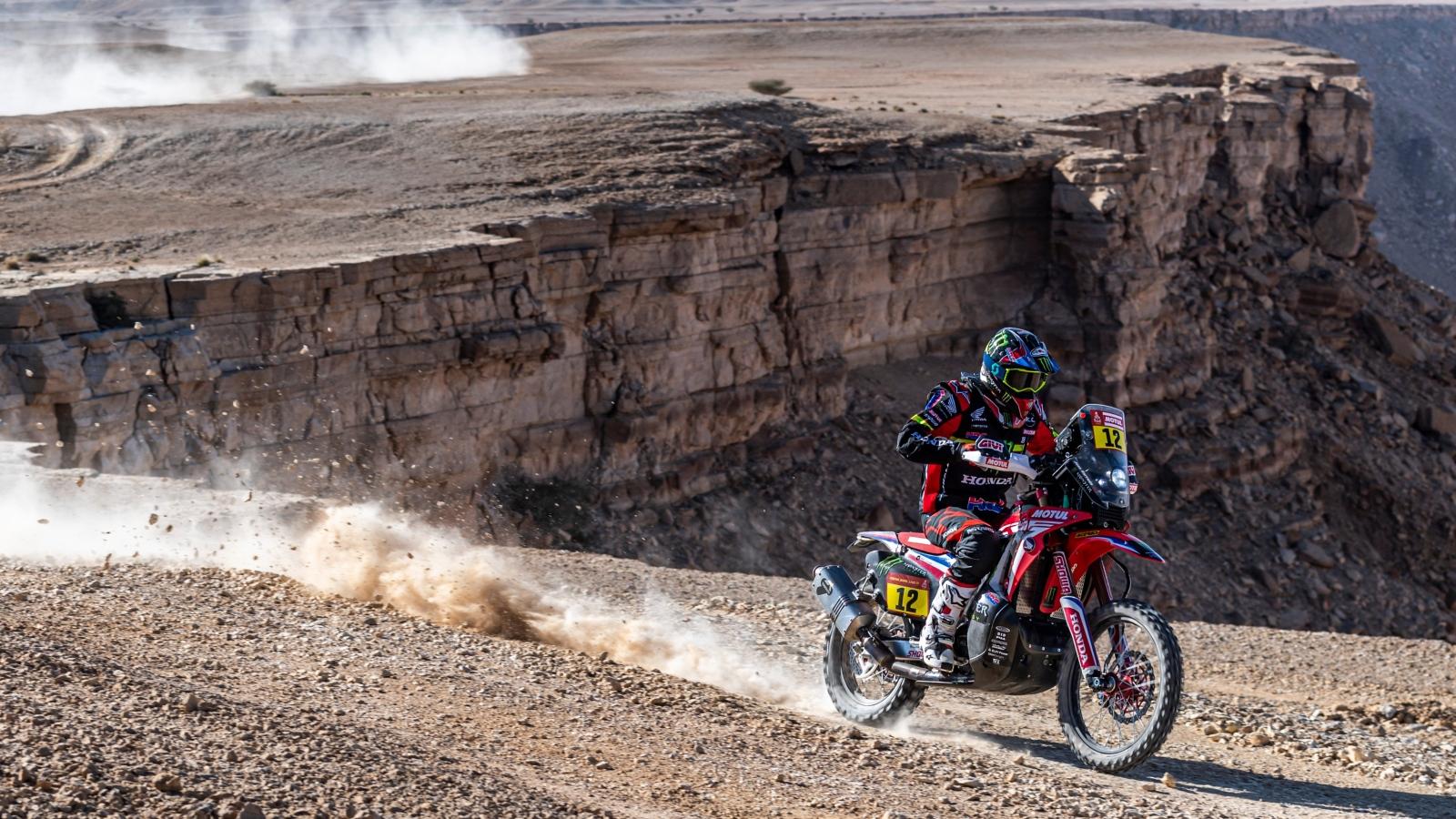 Dakar 2020: Joan Barreda gana y se mete en posición de podio con Ricky Brabec más líder