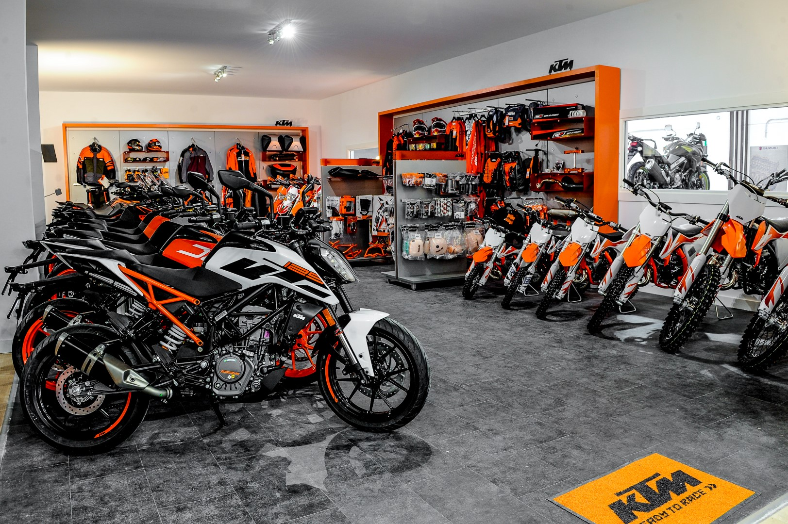 Nuevas instalaciones Namura Bikes en Móstoles