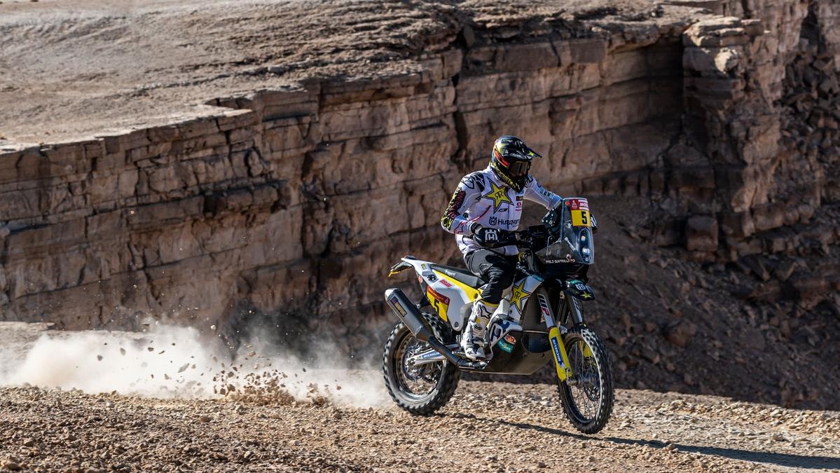 Dakar 2020: Pablo Quintanilla se impone y a Joan Barreda se le escapa el podio