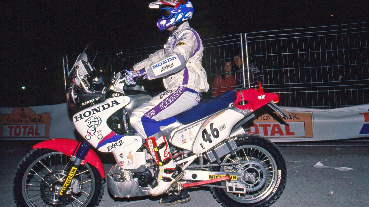Honda EXP-2, la NR del desierto