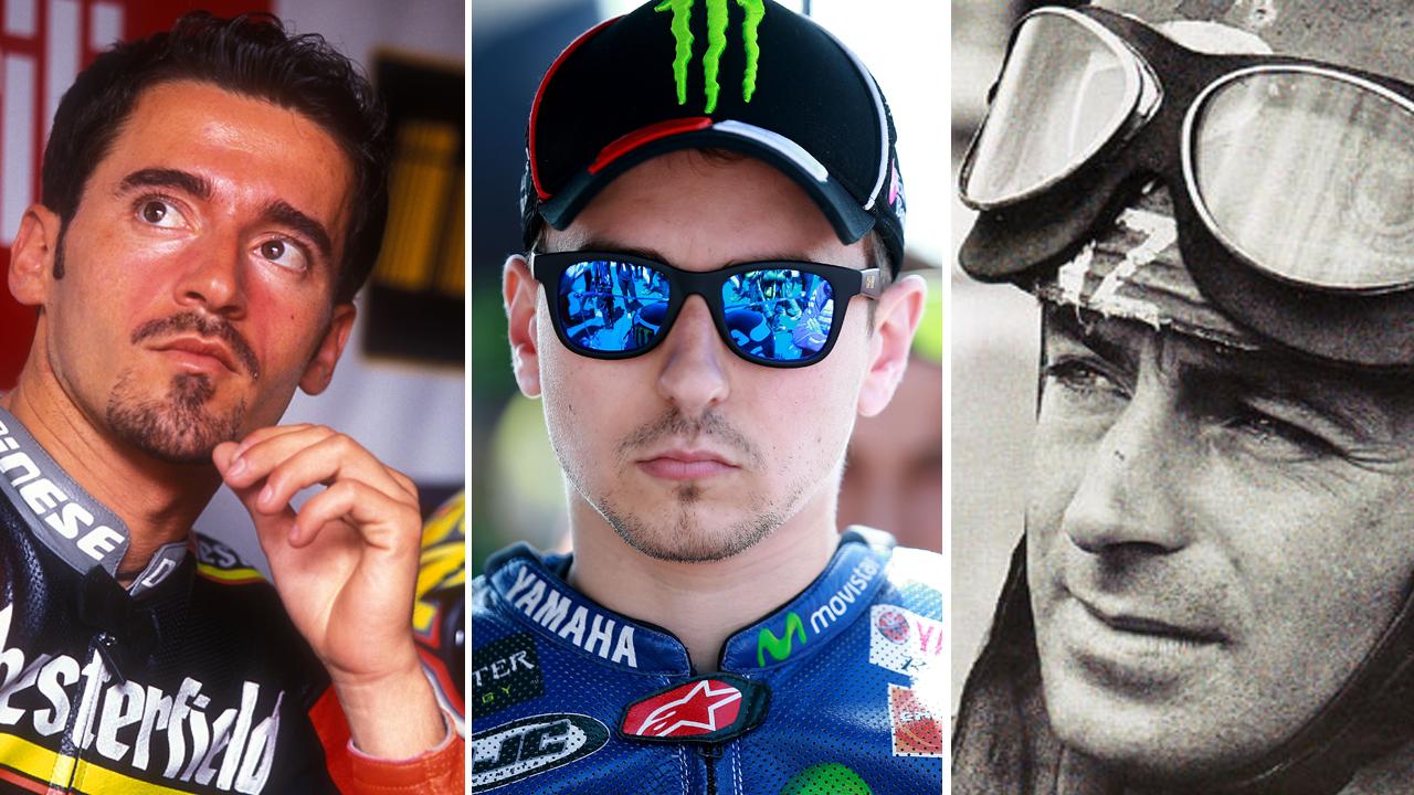 Tres MotoGP Legend más en 2020: Jorge Lorenzo, Max Biaggi y Hugh Anderson
