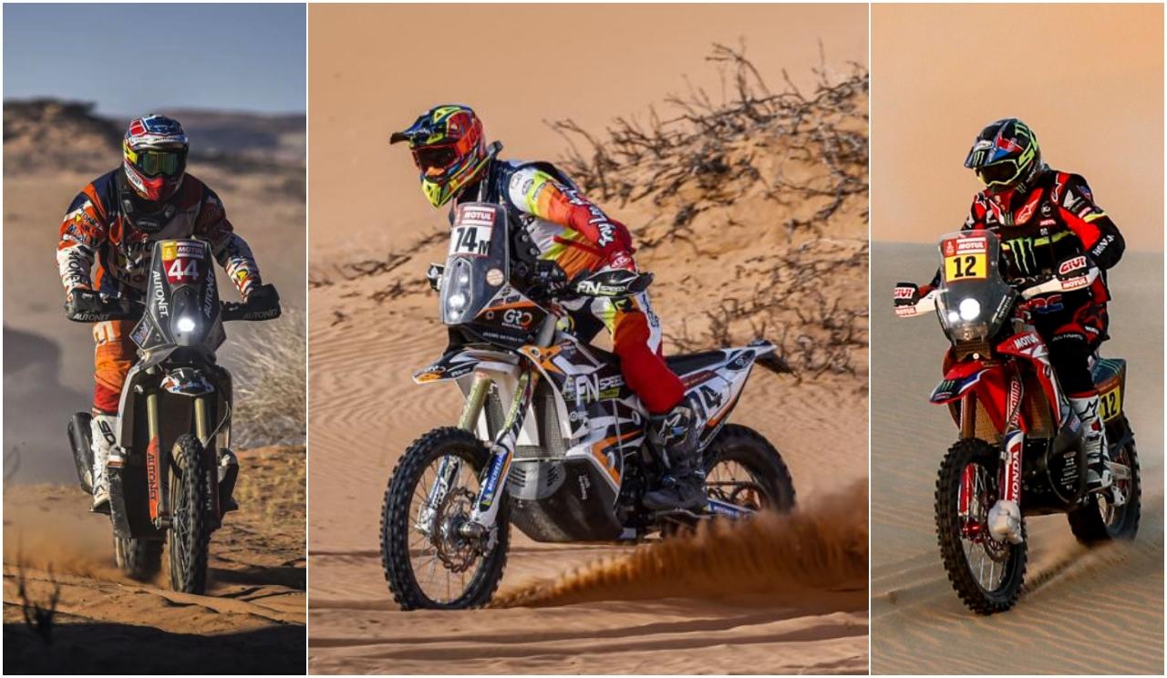 Dakar 2020: Doble éxito de Jaume Betriu, Emanuel Gyenes gana en Original y Joan Barreda en Legend