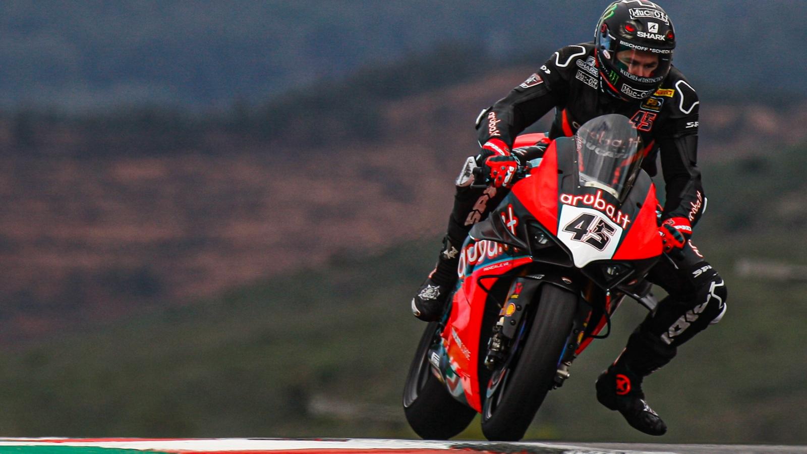 Scott Redding domina ante las Yamaha en Portimao con la nueva Honda aún muy lejos