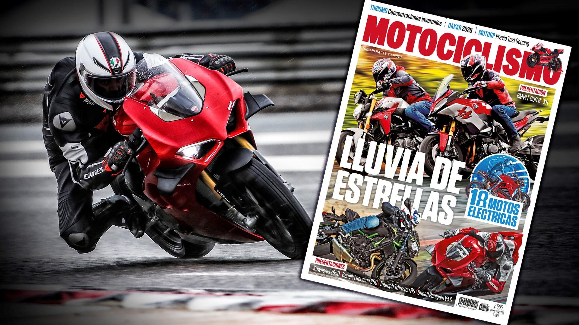 MOTOCICLISMO 2.595, contenidos y sumario de la revista