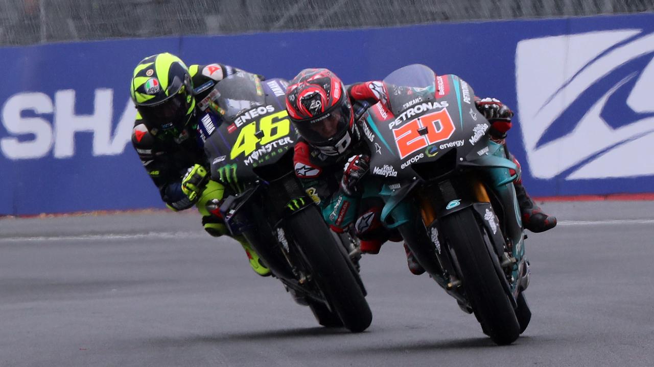 """Yamaha elige a Fabio Quartararo y pacta """"tomarse un tiempo"""" con Valentino Rossi"""