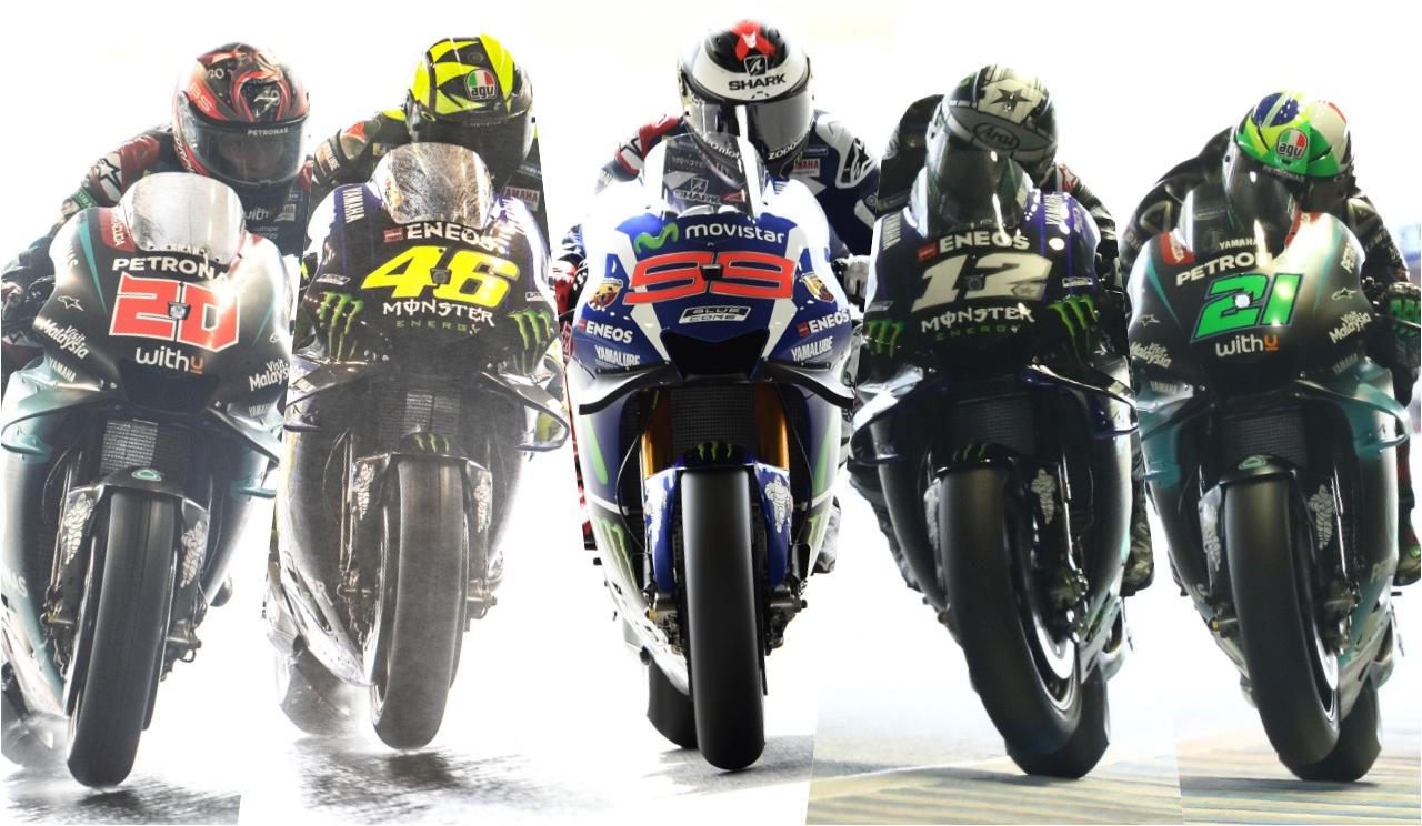 Yamaha monta un dream team histórico en MotoGP para destronar a Marc Márquez