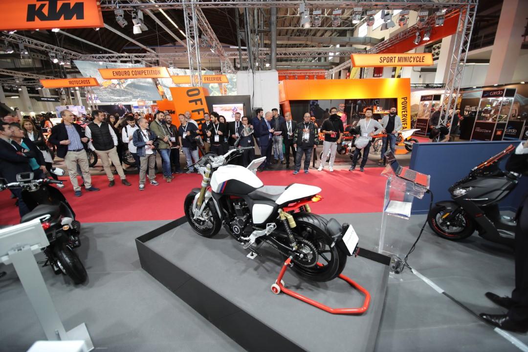 ANESDOR y KANDO con el Gran Salón Internacional de la Moto de Madrid
