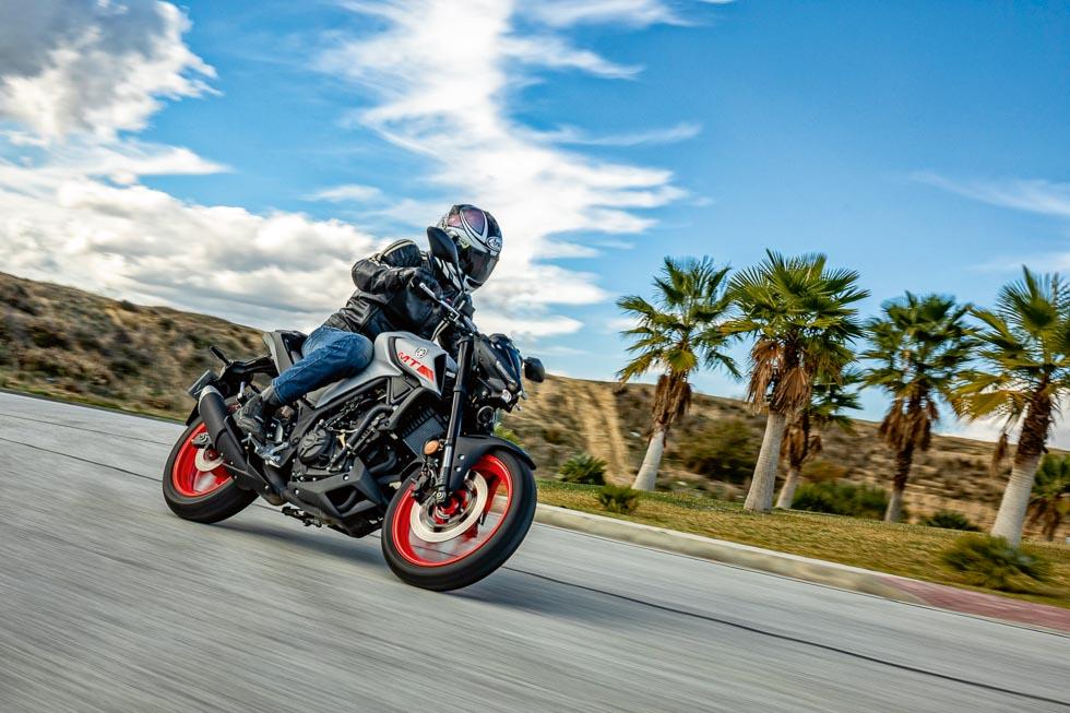 Yamaha MT-03 2020: prueba, ficha técnica y primeras impresiones