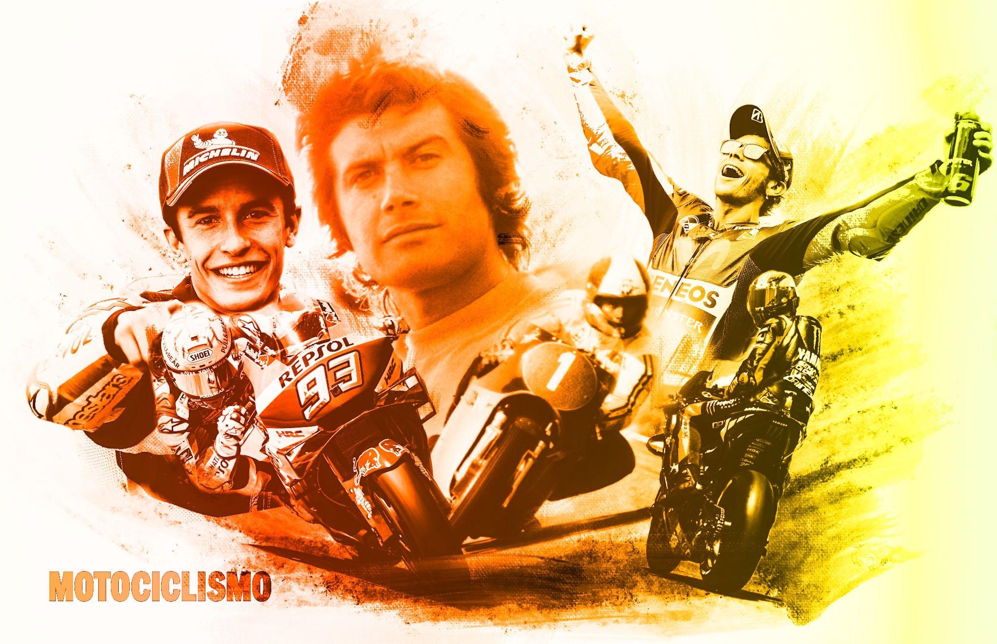 Los mejores pilotos de cada marca en la toda la historia del Mundial de 500cc y MotoGP