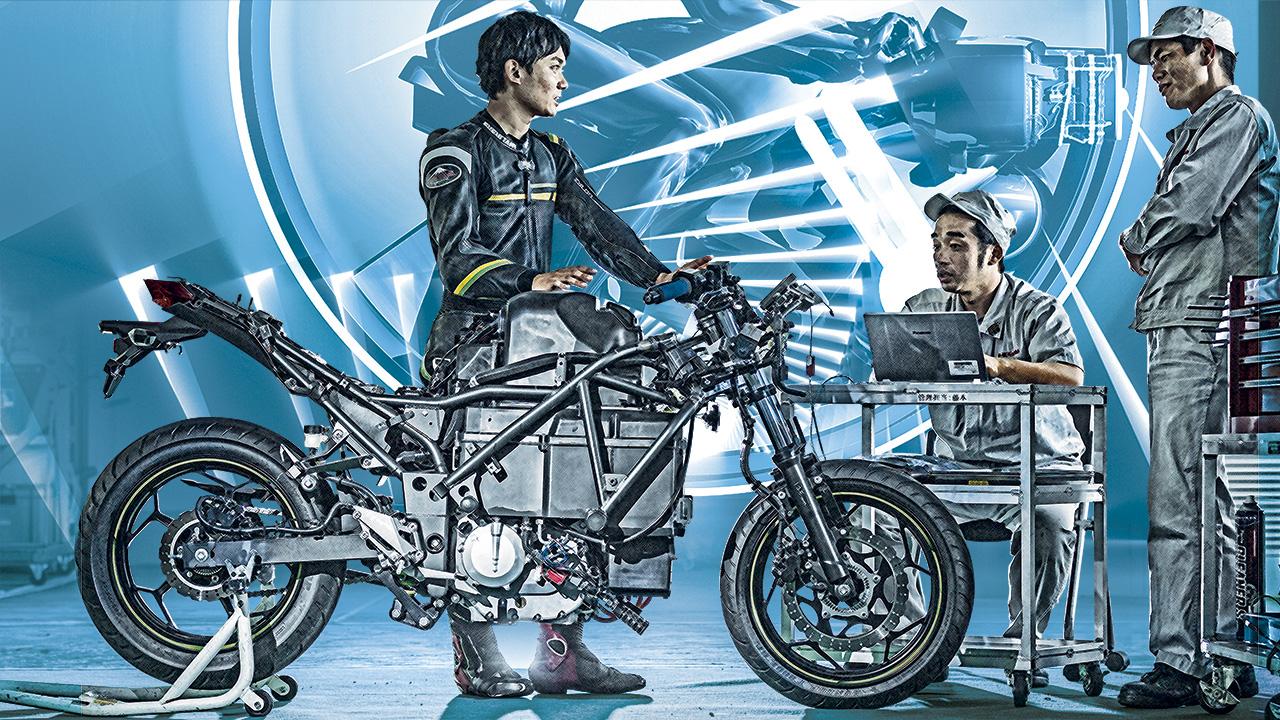 18 motos eléctricas de altas prestaciones
