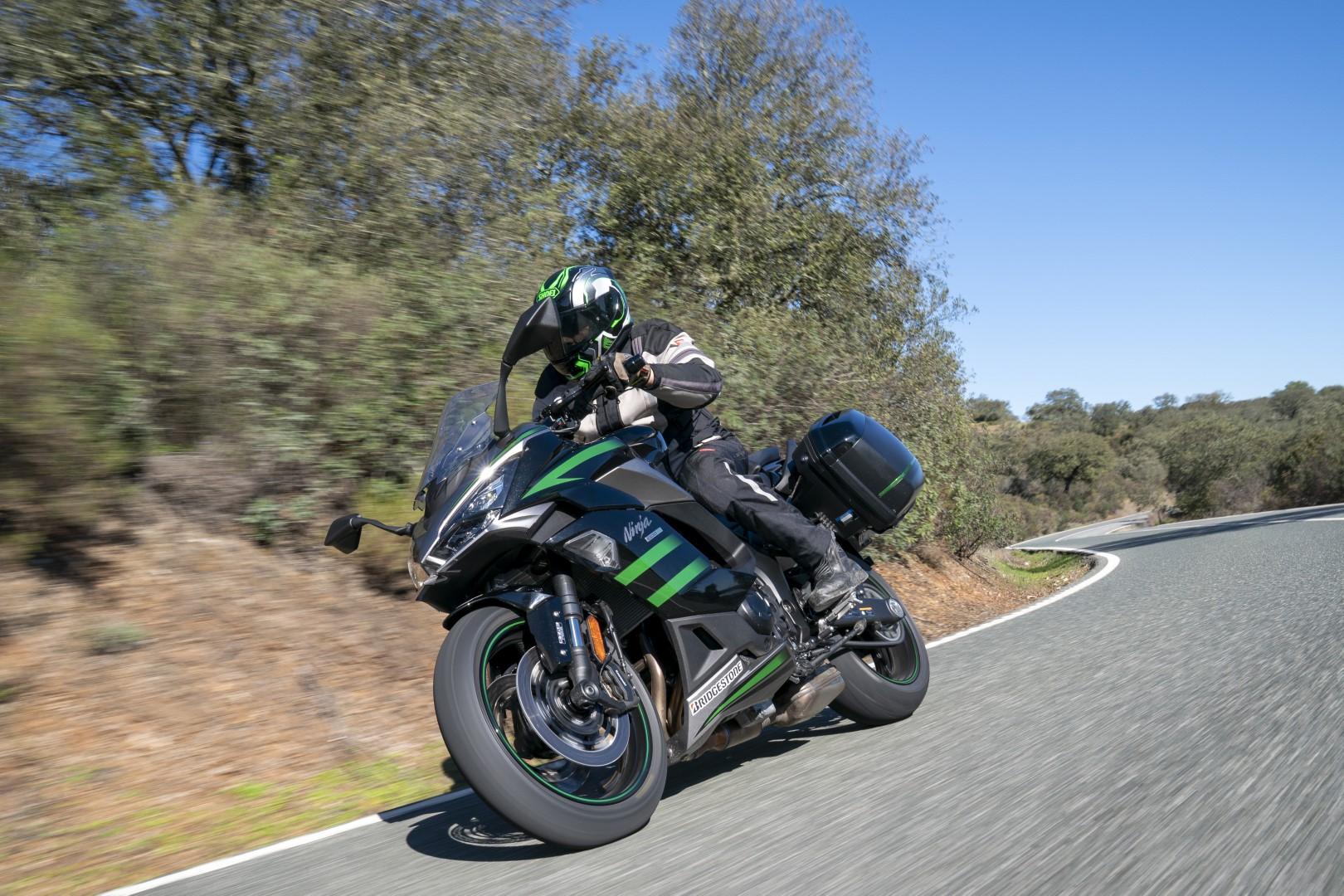 Kawasaki Ninja 1000SX 2020, prueba, ficha técnica, precio y primeras impresiones