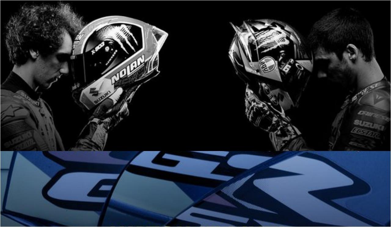 Vuelve a ver la presentación Suzuki GSX-RR MotoGP 2020