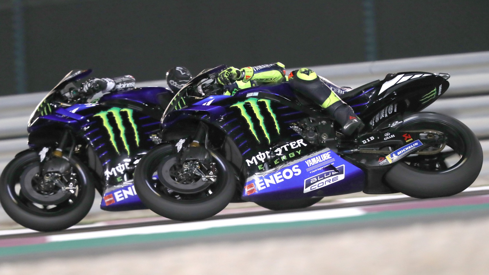 Vuelve a ver la presentación Yamaha YZR-M1 MotoGP 2020